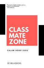 classmate-zone ;; calum by sleepycheshirecat