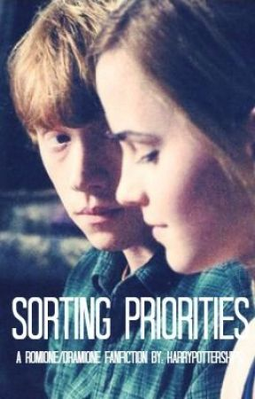 Sorting Priorities (a Romione/Dramione Fic) by pancake_report