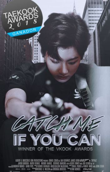 Catch Me If You Can ➳ Vkook