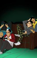 Problemas en la batifamilia by trisWayne