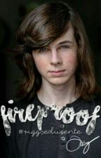 Fireproof// Chandler Riggs by riggseduzente