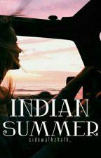 Indian Summer by sidewalkchalk_
