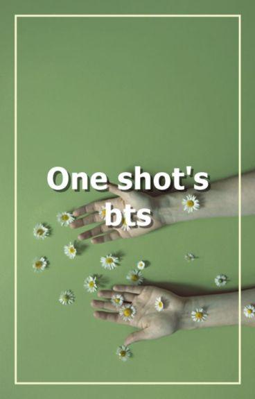 Bts   One Shot's  .