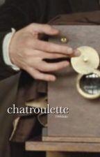 chatroulette ; cake by waterbabeluke