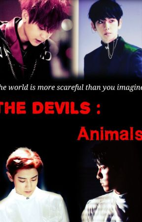 The DEVILs  (Animal) by EuropaYooSulHan