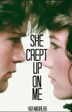 She Crept Up On Me (a Finnick and Annie Fanfiction) by HGfangirl66
