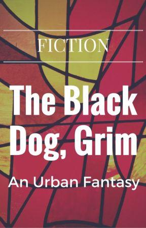 The Black Dog, Grim by tamiveldura