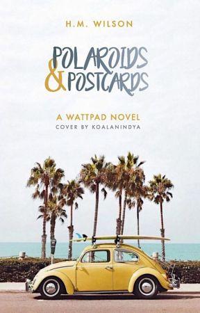 Polaroids + Postcards by PlottingerTwist