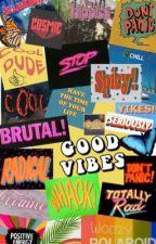 Havalı İngilizce sözler by candyheartb