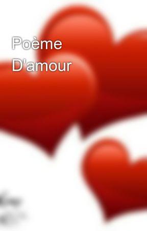 Poème Damour Poème Damour N3 Wattpad