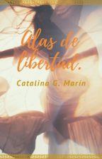 Alas de libertad. by GypsyNight