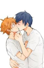 Kagehina smut  by UndertakersHats