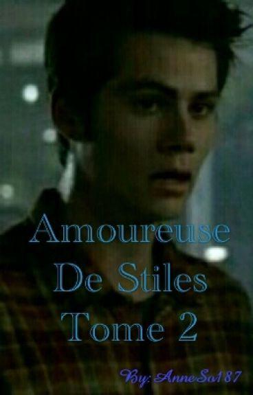 Teen Wolf - Amoureuse De Stiles (TOME 2)