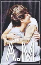 × Larry In The A.M × by cherry-blossxm