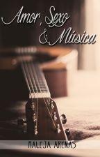 Amor, Sexo y Música (Entre Letras y un Café 2) by Maleja_Arenas