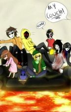 Creepypasta × Reader by MajaBiene8