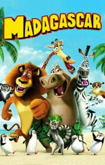 Madagascar And My OC