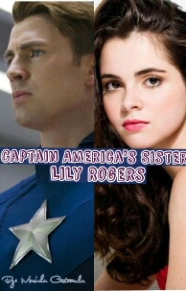 Captain America's Sister: Lily Rogers