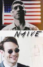 NAIVE - Matthew Murdock, Frank Castle by alinaskywalker