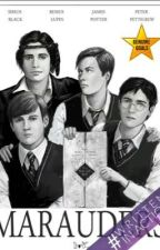 The Marauders- The seventh year by Arvall
