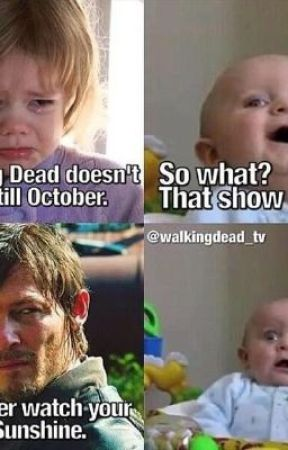 The walking dead preferences by parkshan820
