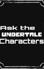 Ask the Undertale Characters by trash_bean