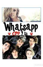Mensajes de whatsapp Cd9 y una coder (pausada) by LuisaPatriciaGL