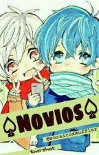 Novios ♤Two-Shot♤ by muffly_muffin