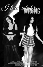 I like what is wrong {Camren} by Lauren5Hpasiva