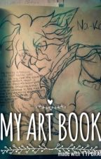 My Art Book by -Soulstriker55-