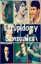 Estúpidos Y Sensuales Personajes De Libros by Isabel_Salvatore344