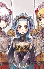 Stellar Knights And Elements by moonstar_kitsune