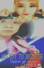 [Viñeta] ¡No Soy Tu Juguete! || Kryber • Minber || Krystal × Amber × Min ah by Cherry_HLYG