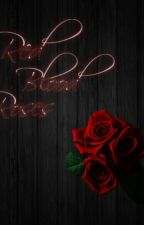 Red Blood Roses by ElizabethLacey