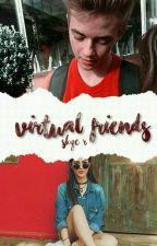 Virtual Friends ◆ Johnson by skye_r