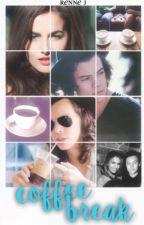 Coffee Break • H.S by castielsangels-