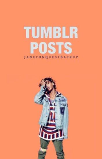 Tumblr Posts I
