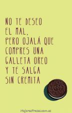 Frases Sarcasticas by nuteloreo