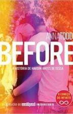 Before (Tradução PT/BR) Anna Tood by WishMeAlways