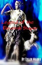 Legend of the Eleventh Slayer by Captius