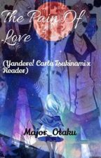The Pain Of Love(Yandere! Carla Tsukinamki x Reader) by Major_Otaku