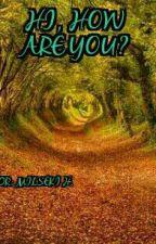 Oi, Tudo bem? (Romance gay) [revisado] by milseki