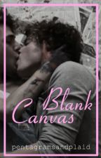 Blank Canvas [Destiel AU] by PentagramsAndPlaid