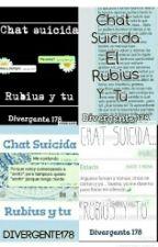 Chats Suicidas (El Rubius Y Tu) by divergente178