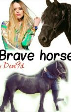 Brave horse by --queenofhell