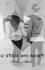 U Steal My Heart | BTS Taehyung/Gfriend SinB Fanfic by park_naeun