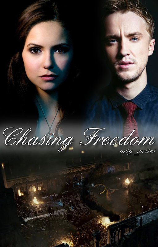 Chasing Freedom {Book 3: Chasing Butterflies} by arty_writes