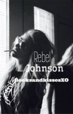 Rebel Johnson by aestheticcjimin