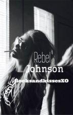Rebel Johnson by aestheticcjimin