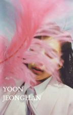 yoon jeonghan./on hold by H1XT4PE